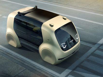 Volkswagen cria carro sem volante nem pedais