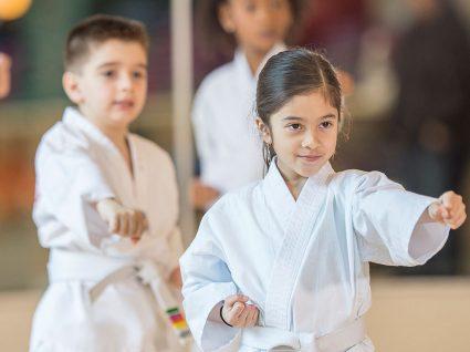Cabaz para o taekwondo dos filhos por menos de 30€
