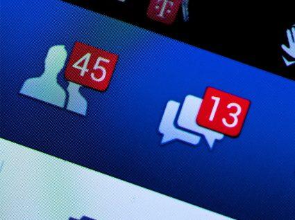 Há uma caixa de mensagens escondida no Facebook