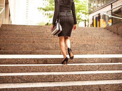 Calçado profissional para mulheres que odeiam saltos