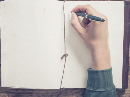 O que é que a sua caligrafia diz sobre si?
