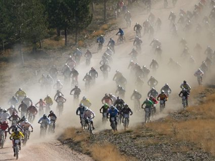 Campeonato da Europa de Downhill nas Aldeias do Xisto
