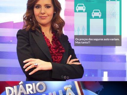 E-Konomista na TVI - Os preços dos seguros auto variam. Mas tanto?!