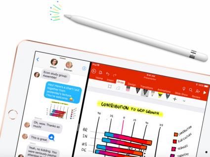 Novo iPad com Apple Pencil tem um preço especial para estudantes