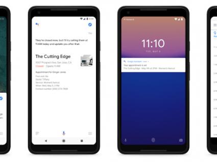 Google Assistant vai ter novas vozes e fazer chamadas por si