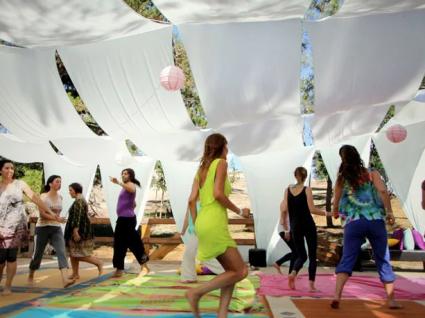 No Festival ZIMP trata-se da saúde ao natural