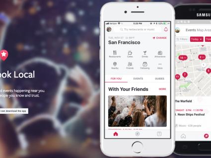 Facebook Local: uma nova app com as melhores sugestões
