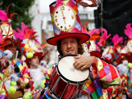 Carnaval em Inglaterra: tradição e vocabulário