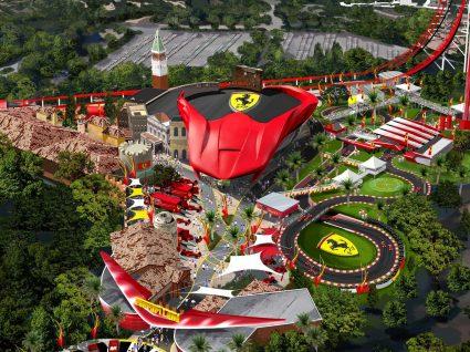 Ferrari Land: o parque de diversões para quem gosta de acelerar