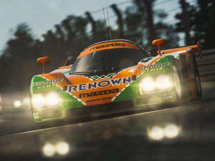 5 carros históricos das 24h de Le Mans