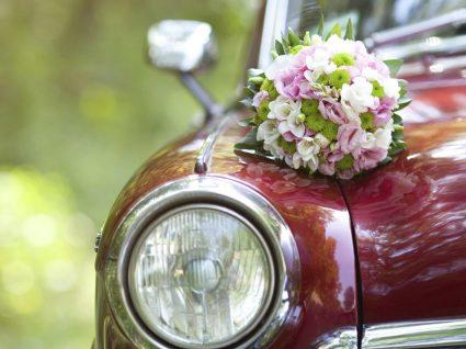 Os 5 melhores carros para casamentos