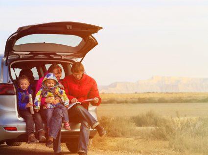 Os 6 melhores carros para pais