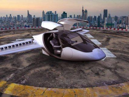 Carros voadores podem ser testados já este ano