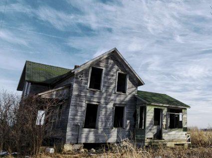 Casas devolutas trazem taxa tripla de IMI