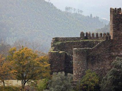 Castelo de Arouce: homenagem a uma história de amor
