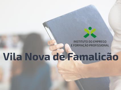 Centro de Emprego de Vila Nova de Famalicão
