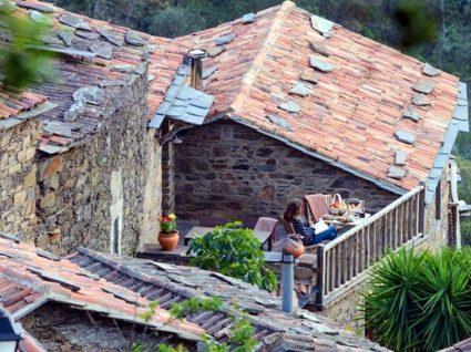 Cerdeira Village: um retiro criativo na Serra da Lousã