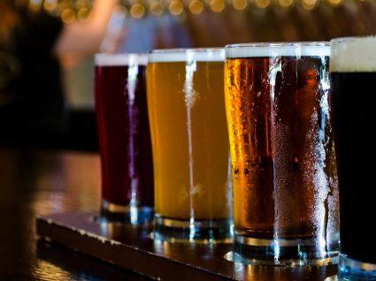 Marcas clássicas de cerveja artesanal e cervejas trapistas