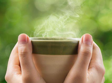 4 motivos para beber chá verde