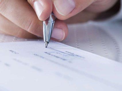 Cheque visado: como funciona