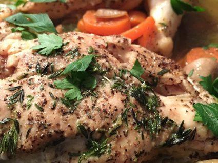4 receitas saudáveis com frango