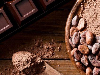 Quer experimentar o novo restaurante de chocolate?