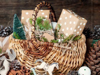 Como fazer um cabaz de Natal: 5 sugestões