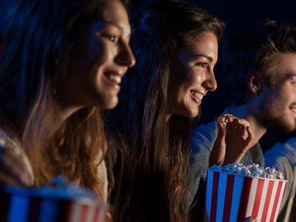 amigos no cinema