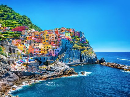 As 17 cidades mais coloridas do mundo