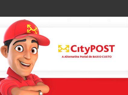 Citypost contrata carteiros em Portugal
