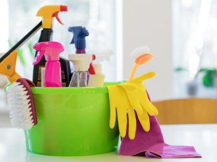 5 detergentes com dois ingredientes que pode usar em toda a casa