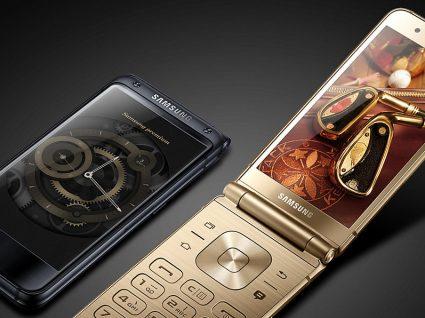 Conheça o novo flip-phone da Samsung