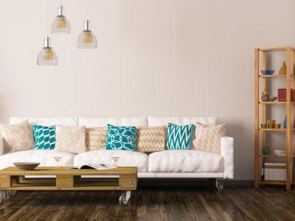 6 dicas para combinar almofadas com sofá