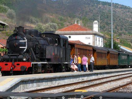 Comboio Histórico do Douro já tem data de regresso