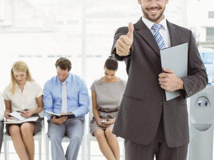 Como agradecer uma entrevista de emprego