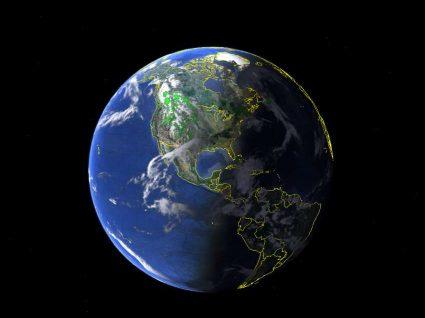 Como calcular áreas no Google Earth