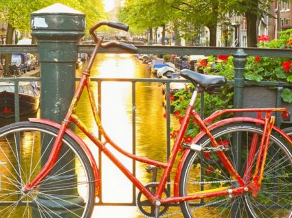 Como deslocar-se em Amesterdão