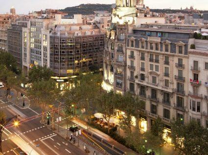 Como deslocar-se em Barcelona