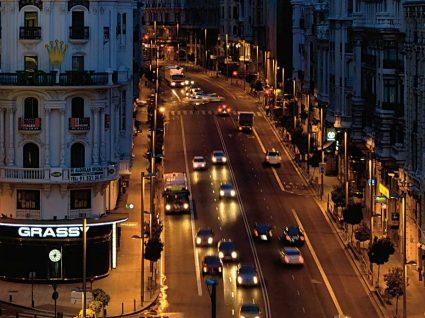 Como deslocar-se em Madrid