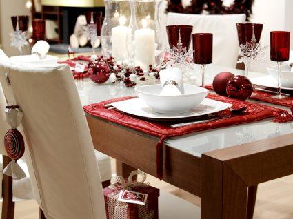 Como poupar na decoração da mesa de Natal: 7 sugestões