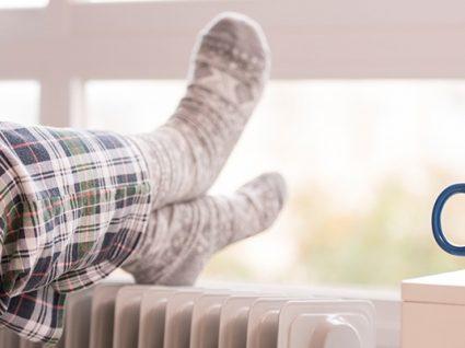 5 truques para poupar gás no aquecimento central