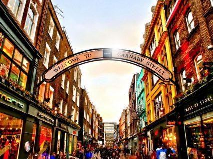 Compras em Londres: as melhores ruas, lojas e mercados