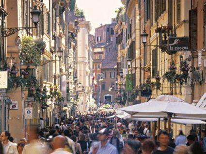 Compras em Roma: os locais mais apetecíveis