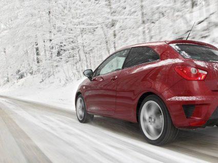5 Cuidados a ter ao conduzir na neve