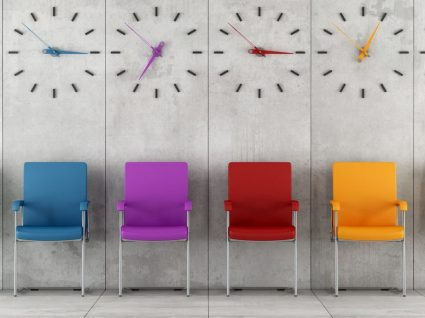 Conheça as horas médias de trabalho semanal por área de atividade