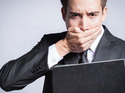 5 Conversas que não deve ter no local de trabalho