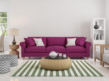 Ideias de decoração com a cor do ano 2018