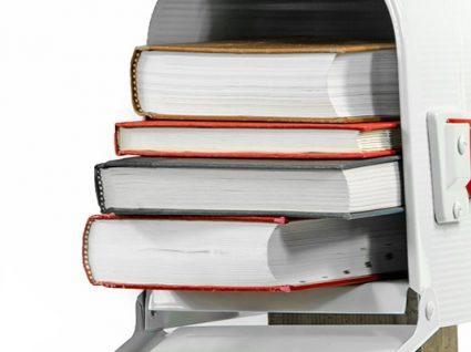Correio editorial: sabia que tem desconto no envio de livros?