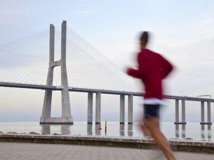 Os 12 melhores sítios para correr em Lisboa
