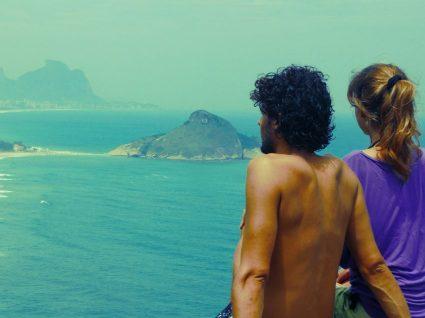A primeira experiência de couchsurfing no Rio de Janeiro